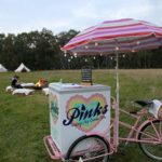 Pinks Vintage Ice Cream Bicycle