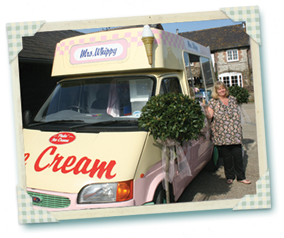 Patsy - Ice Cream Van