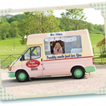 Patsy The Vintage Ice Cream van for Hire