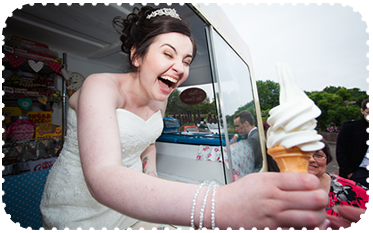 Ice Cream Van Hire for Weddings